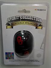 Oklahoma Sooners University Portable Speakers Tribeca FVA2751