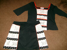 Linda Syol ladies 2pc skirt/top size 6