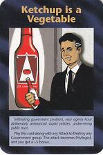 ILLUMINATI:New World Order-Steve Jackson-Lot 172-1 Card