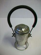 Vintage Untested CONGER LANTERN CO. Lantern Lamp Light Free US Shipping