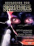 Exploring the Supernatural #1: UFO (DVD, 1998)