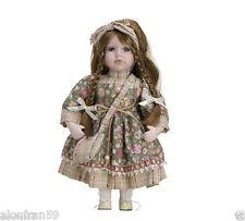 Muñeca Porcelana 30 cms con soporte. GIOVANNA - BAM006