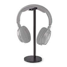 Kopfhörerständer Kopfhörer Ständer schwarz Halterung zb für Sennheiser HD 600