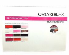 ORLY GelFX - Professional Kit - Includes LED 800 FX Lamp & More!