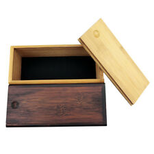 Bamboo Wood Wooden Glasses Sunglasses Protector Case Storage Holder Box L7