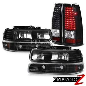 99-02 Chevy Silverado PickUp Corner Marker Headlight LED Brake Signal Tail Lamp
