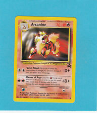 Pokemon - Arcanine Black Star Promo # 6