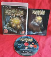 Bioshock 2 (PS3) Shoot 'Em Up FULLY TESTED WITH MANUAL
