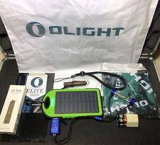 Olight i3E EOS Desert Tan ELITE Limited Edition LED Flashlight Emergency Kit