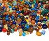 Indische Glasperlen Mixform Bunte Lampwork Schmuck Perlenset Konvolut MIX16