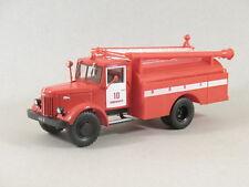 1:43 MAZ AC-30(205) CG-A fire truck Autolegends of USSR trucks No.28