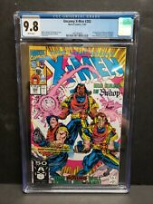 The Uncanny X-Men #282 CGC 9.8 First Appearance Bishop White Pages 1991 Marvel
