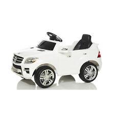 Elektro Kinder Auto Mercedes Benz SUV ML350 Kinderfahrzeug ML350 Weiß