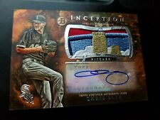 2016 Topps Inception CHRIS SALE Jumbo All Star Patch Auto 3/5 Boston Chicago