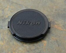 Excellent Genuine Nikon NIKKOR 52mm Clip-on Front Lens Cap Japan Snap-on (#1486)