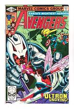 THE AVENGERS 202 (VF/NM-) ULTRON (FREE SHIPPING)*