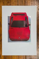 BMW M1 75 Year (Jahre) Anniversary Poster Series (1 of 10) -