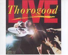 CD GEORGE THOROGOOD liveHOLLAND 1986 EX+ (A1987)