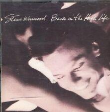Steve Winwood Back in the high life (1986) [CD]