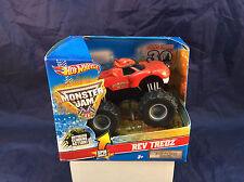 """Hot Wheels Monster Jam Rev Tredz """"TASMANIAN DEVIL"""" 2012"""