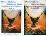 This is My Body,This is My Blood,Miracles of the Eucharist Book 1 & 2