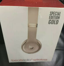 Replica Beats Solo 3 Rose gold Wireless Headphones See Description