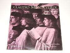 Deller Consort - LP - MONTEVERDI - Ballett Tirsi E Clori - Harmonia Mundi