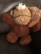 Mighty Dog Toys Micro Fiber Soft Yet Mighty Strong Monkey Ball