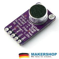 MAX9814 Sound Sensor Geräuschsensor Mikrofon Microphone Module Arduino Raspbe...
