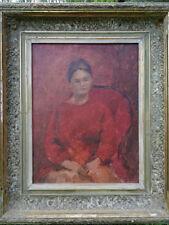 Impressionism Portrait Art Paintings