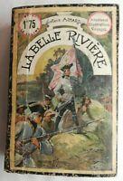 N58 Alte Buch Volksrepublik Die Schöne Fluß G.Aimard Anfang Xxeme A.Fayard