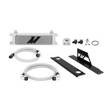 Mishimoto 2002-2005 SUBARU WRX / STI THERMOSTATIC SILVER RACING OIL COOLER KIT