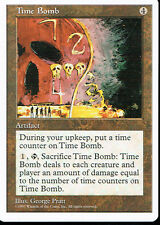 MAGIC THE GATHERING 5TH EDITION ARTIFACT TIME BOMB