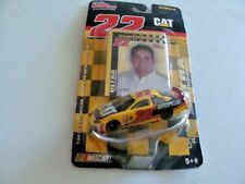 #22 SCOTT WIMMER - CAT DODGE - 2004 RACING CHAMPIONS 1:64 DIECAST CAR - ROOKIE