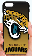 JACKSONVILLE JAGUARS NFL PHONE CASE FOR iPHONE XS MAX XR X 8 7 6 6S PLUS 5C 5S 4
