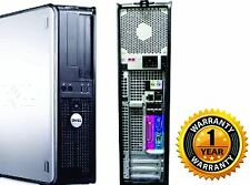 FAST Dell OptiPlex PC DESKTOP COMPUTER 755 160GB Intel C2D 2.50GHz 2GB Window XP