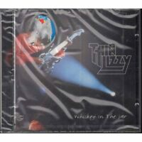 Thin Lizzy CD Whiskey 3 Steps In The House Of Tricks 1989 Freetown Jar/Spectrum