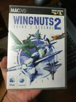 Wingnuts 2 (Apple, 2006) PC MAC game air combat fighting planes jets