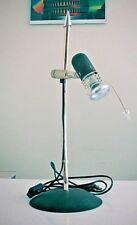 BRILLIANT LAMPADA DA TAVOLO E SCRIVANIA BELEVUE E14 STELO ORO BASE RUGGINE