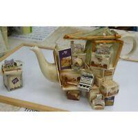 Vintage Lilliput Lane 1996 Collectors Club Teapot & Sugar Pot Paul Cardew Mint