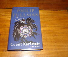 COUNT KARLSTEIN BY PHILIP PULLMAN-SIGNED COPY