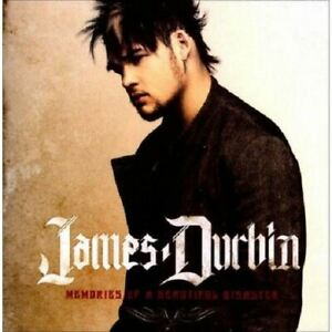 James Durbin - Souvenirs Of A Beautiful Disaster - Neuf CD - Endommagé Étui