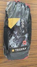Ejendals 866 Tegera Pu Palm-side Coated Black Gloves - Size 8