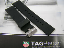 SUPERB SOFT SILICONE RUBBER STRAP FOR TAG HEUER CARRERA MONACO 22MM TAG WATCHES