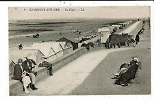 CPA-Carte Postale -France -Langrune - La Digue   VM6954