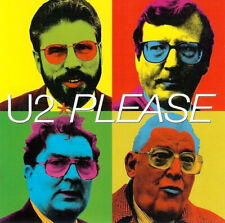 U2 - Please (CD Single, 1997)