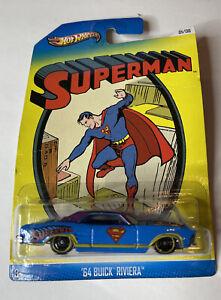 Hot Wheels Superman '64 BUICK RIVIERA, Kroger Exclusive