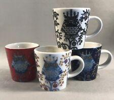 PV03081 Iittala TAIKA OWL Espresso Cups- Set of 4