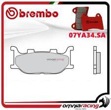 Brembo SA - fritté avant plaquettes frein Yamaha TDR125R/TZR125 1993