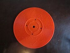Fisher Price Record Player vintage 995 Orange London Bridge where little dog